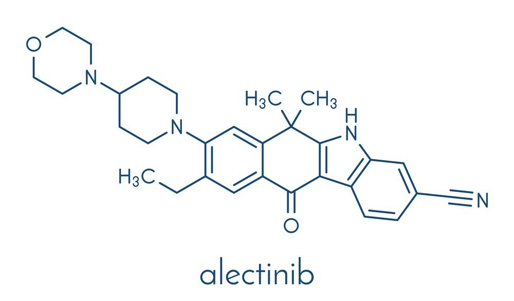 Alectinib effetti collaterali tumore al polmone