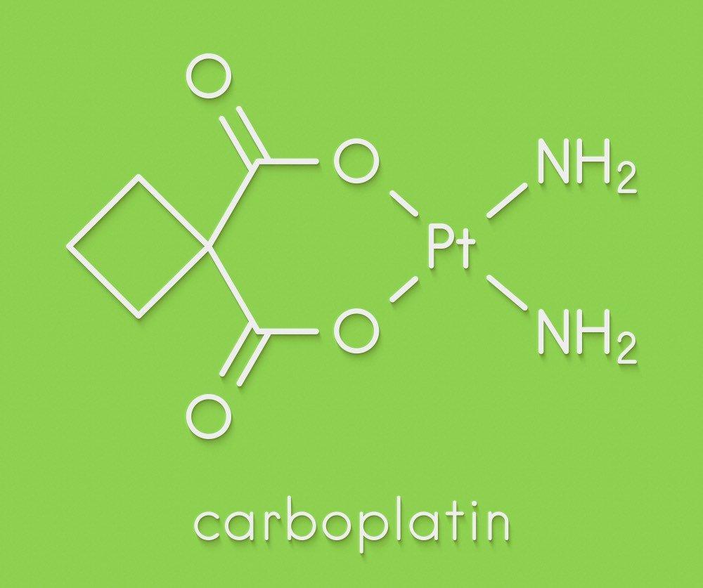 Carboplatino effetti indesiderati  tumore polmone