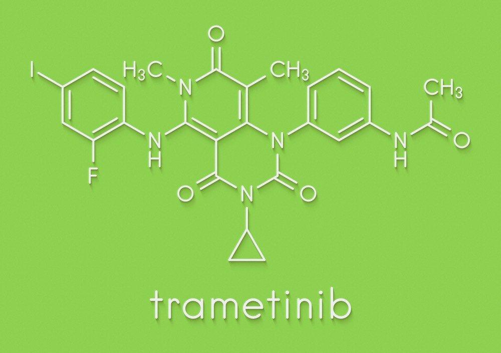 Trametinib effetti collaterali tumore polmone