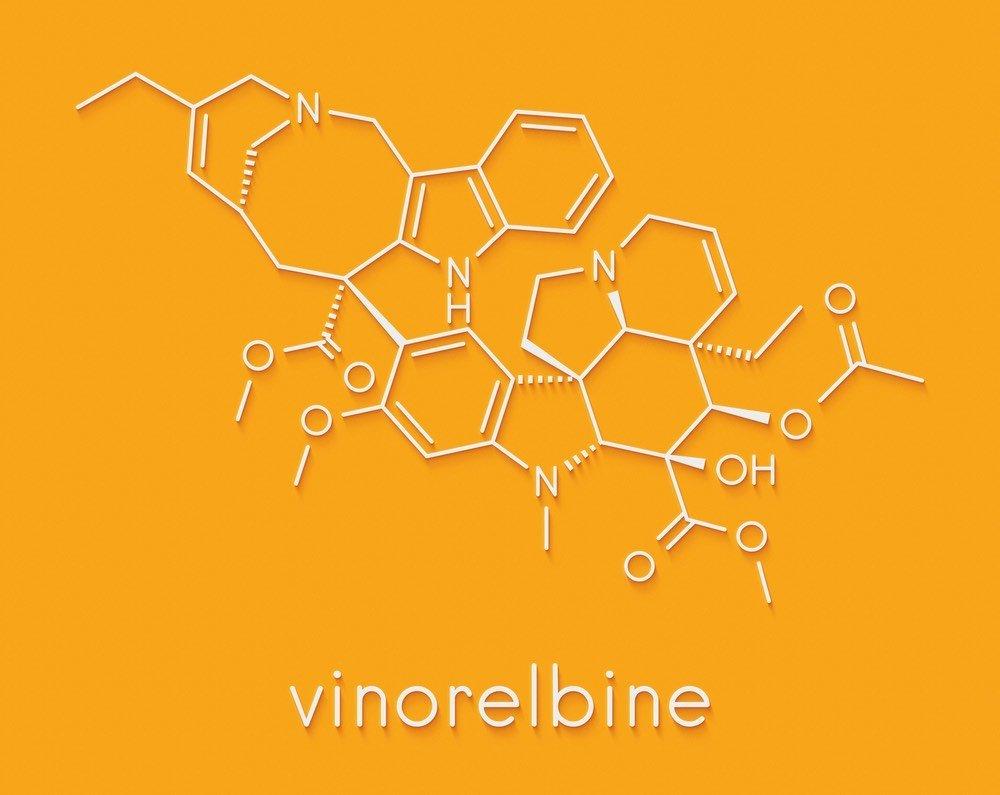 Vinorelbina effetti collaterali tumore polmone